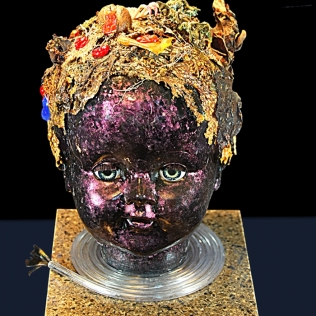 """""""Confusion"""" by Suzy Mayer, Mixed Media, Sculpture"""