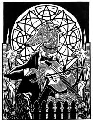 Thomas Rude - The Maestro, Print