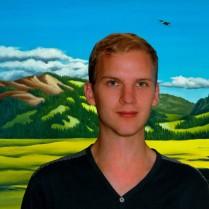 Vince Ferguson - Mesmerizing Michal, Digital Photograph
