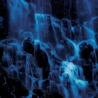 Vince Ferguson - Waterfall I, Digital Image