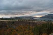Vince Ferguson - Catherine Creek Sunrise - Digital Image