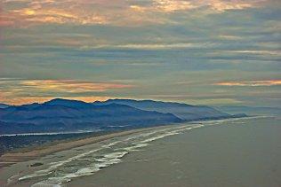 Vince Ferguson - Oregon Coast-2 - Digital Image