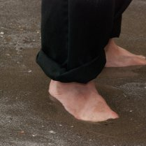 Vince Ferguson - Sandy Feet - Digital Image