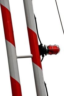 Vince Ferguson - Red & White - Digital Image
