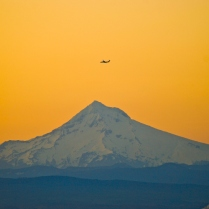 Vince Ferguson - Mount Hood Aircraft - Digital Image