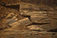 Vince Ferguson - Cliff Abstract III - Digital Image