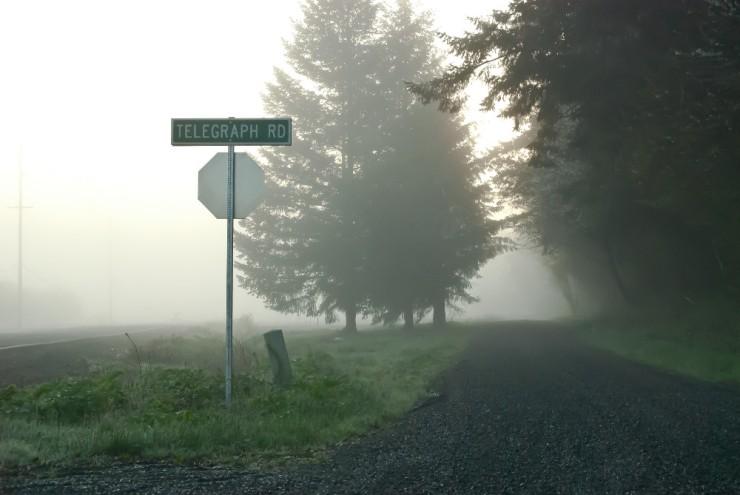 Vince Ferguson - Telegraph Road - Digital Image