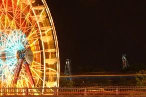 Vince Ferguson - Carnival Lit - Digital Image