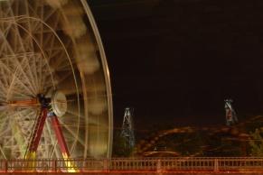 Vince Ferguson - Carnival Unlit - Digital Image
