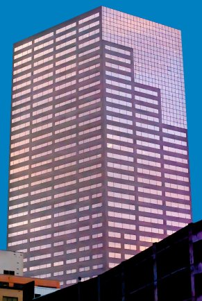 Vince Ferguson - US Bank Tower - Digital Image