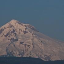 Vince Ferguson - Mount Hood Closeup - Digital Image