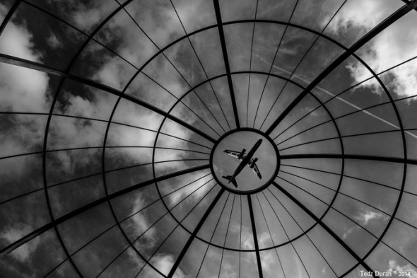 "Image Credit - ""Flight Path"" by TedzDuran"