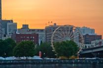 Vince Ferguson - Portland Ferris Wheel 01 - Digital Image