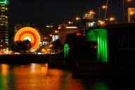 Vince Ferguson - Portland Ferris Wheel 04 - Digital Image