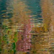 Vince Ferguson - Abstract Water - Digital Image