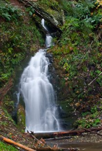 Vince Ferguson - Waterfall 02 - Digital Image