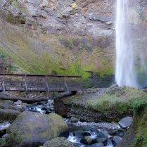 Vince Ferguson - Elowah Falls - Digital Image