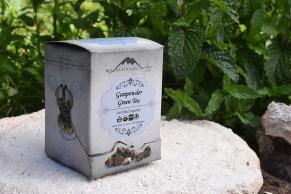 Gunpowder Tea box (mint)